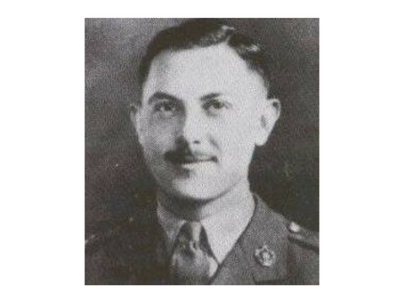 Major André Gilbert Kempster, 8th Battalion, the Duke of Wellington's Regiment, Royal Armoured Corps