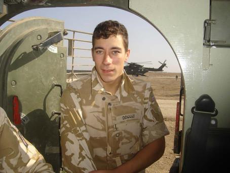Lance Corporal Allan Douglas, 1st Battalion, the Highlanders (Seaforth, Gordons and Camerons)
