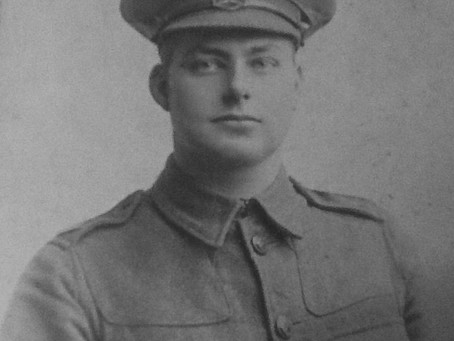 Lance Corporal Cecil George Sandbrook Rawlings, 1/12th (County of London) Battalion, the London Regi