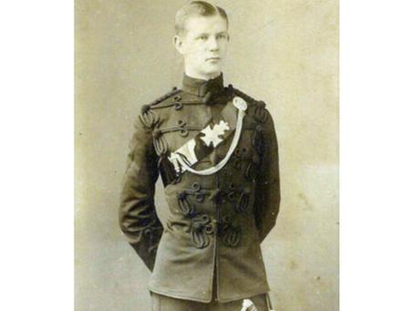 Lieutenant the Honourable Frederick Hugh Sherston Roberts V.C., King's Royal Rifle Corps