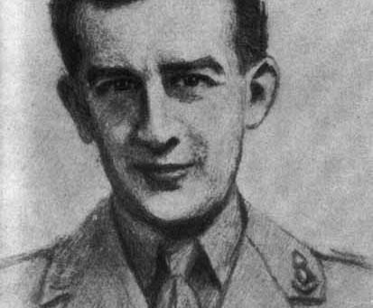 Second Lieutenant George Ward Gunn VC MC, 3rd Regiment Royal Horse Artillery