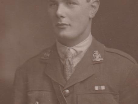 Major Geoffrey Killigrew Wait MC, the Wiltshire Regiment (the Duke of Edinburgh's)