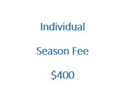 Individual Season Fee