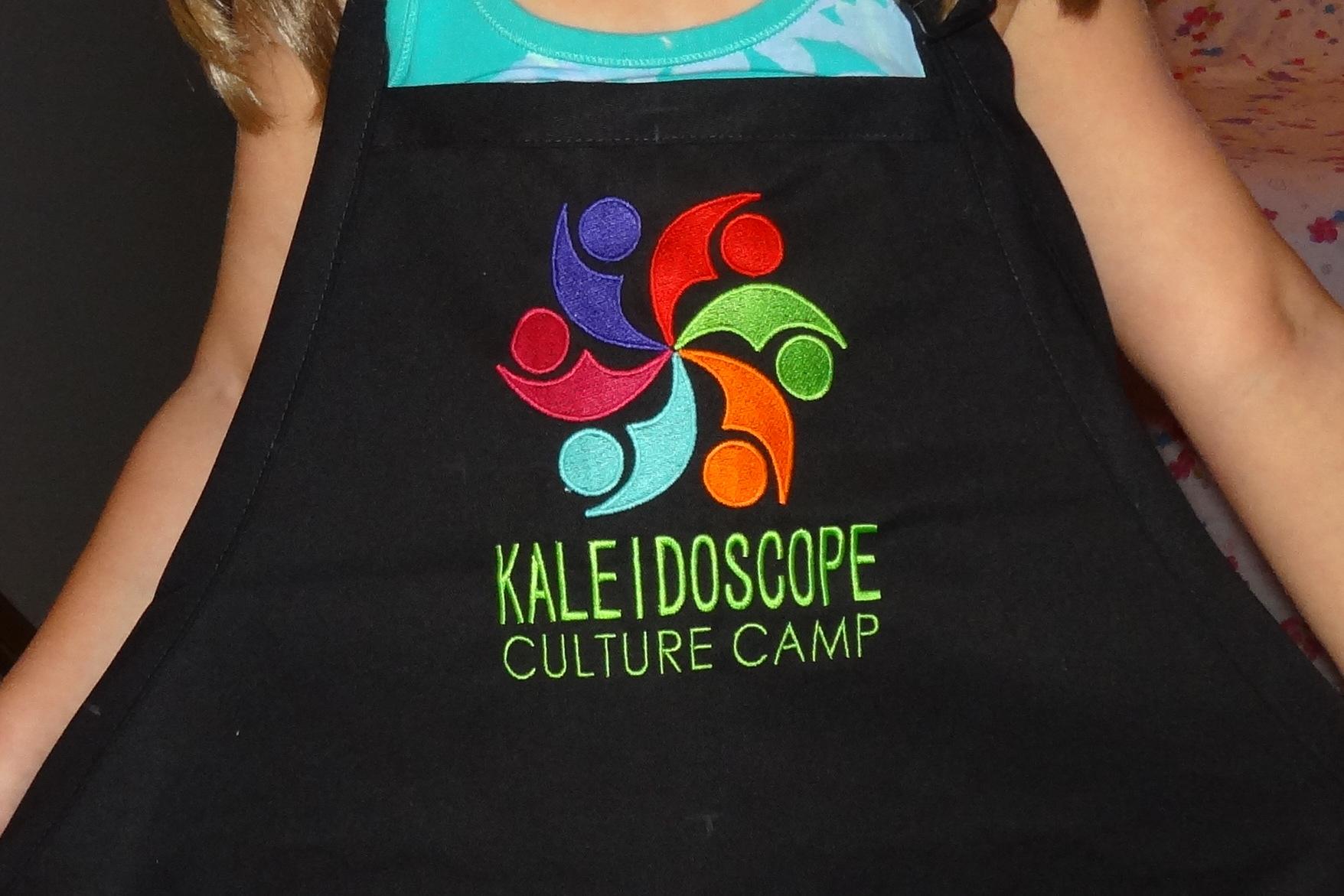 Kaleidoscope Aprons