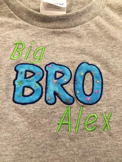 Big brother present