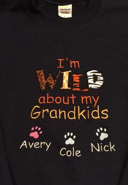Wild about Grandkids