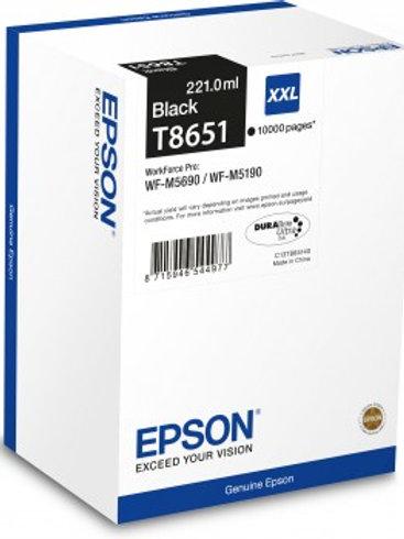 TANICA NERO EPSON T8651 10,000pg