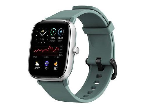 Amazfit GTS 2 Mini - Verde - smartwatch con cinturino - silicone - verde