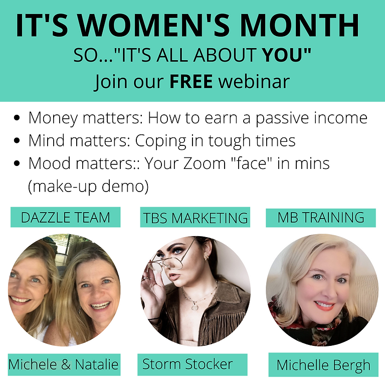 Women's Month: It's all about YOU