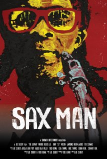 The Saxman the movie