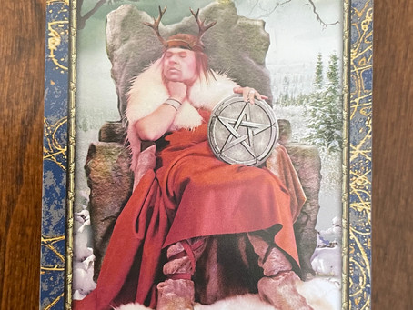 June 2021 - Card of the Month