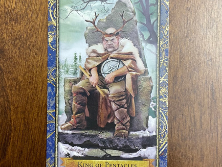 July 2021 - Card of the Month