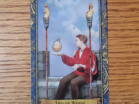 March 2021 - Card of the Month
