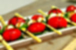 Chef, Caterer, Boxed Lunch, Hors d'Oveures, Dinner Service, Appetizers, Salads