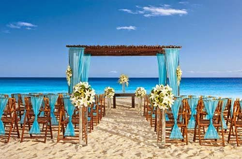 Beach wedding reception decoration ideas1 (FILEminimizer)