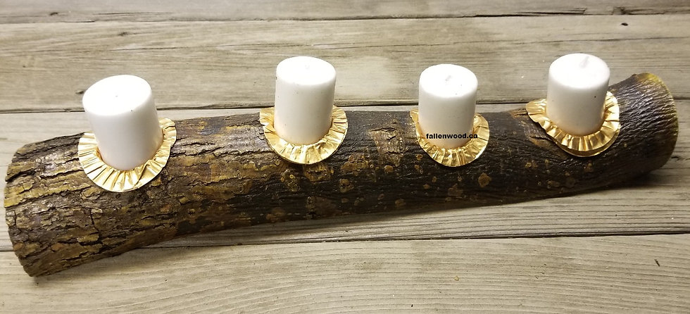 4 Candle Table Piece