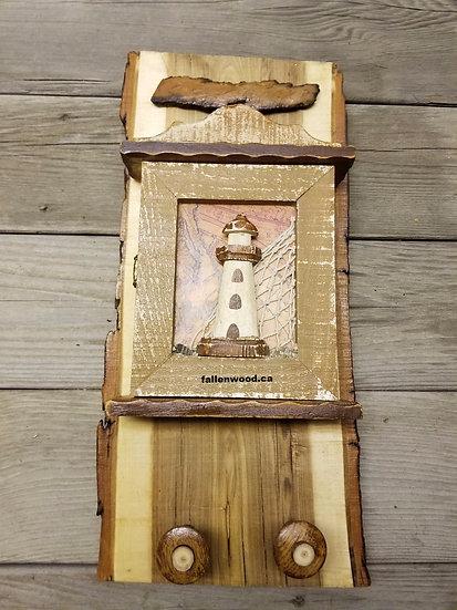 Lighthouse Keyholder/Coat Hanger