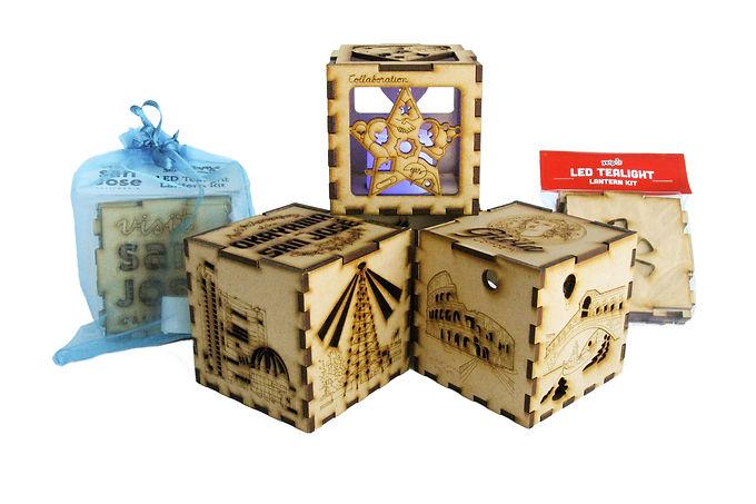 Cube Lanterns Custom Yelp PayPal Gioia Gift Bags Kits.jpg