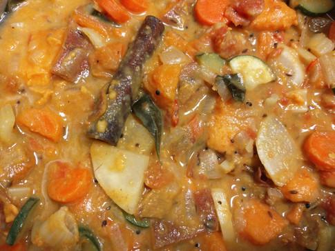 How To Make Sweet Potato Curry