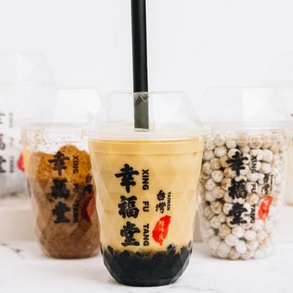 Brown Sugar Boba Milk Tea DIY KIT