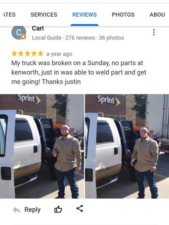 Dallas Mobile Welder
