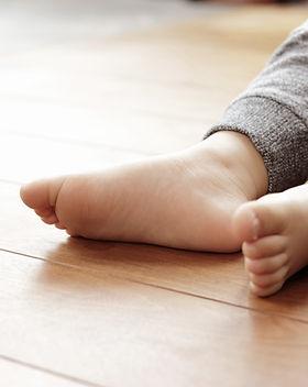 Reflexology For Children | Flourish | Glasgow, Scotland