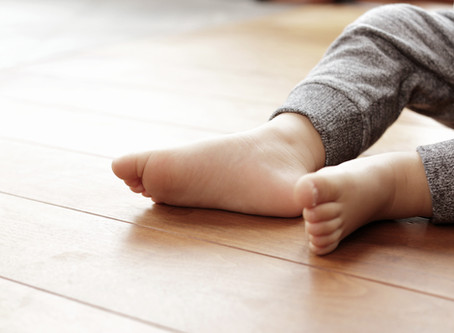 Calcaneal Apophysitis:  A Common Cause For Your Child's Heel Pain