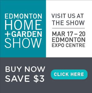 Edmonton Home & Garden Show - Save $3