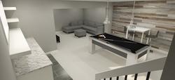 Edmonton, home, design, renovation, drafting, custom, house, plan, 3D Rendering,