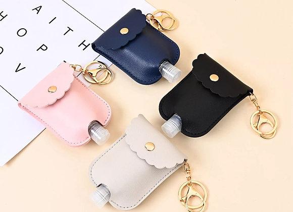 Mini Sanitizer Keychain