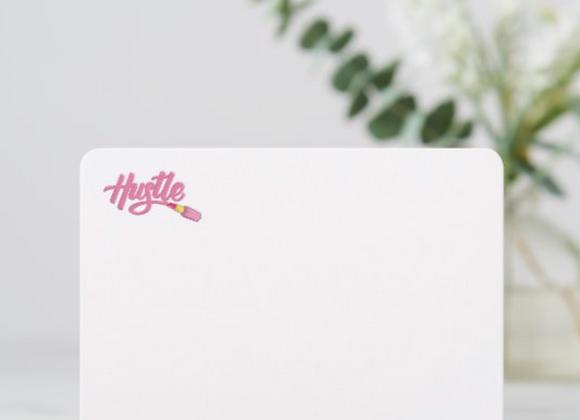 Hustle Notecards (Set of 10)