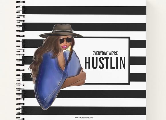Keep Hustling' Notebook