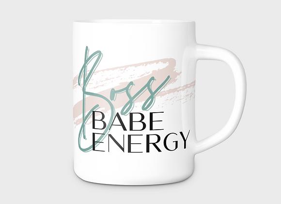 Boss Babe Energy Mug