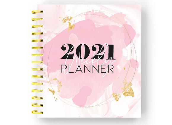 2021 Girlfriends Ink Planner