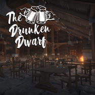 THE DRUNKEN DWARF