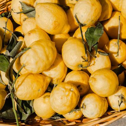 When Life Gives You Lemons Self-Care