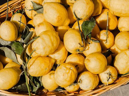 citrons jaunes  BIO (Kg)