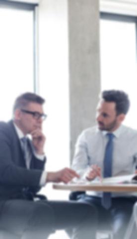 Em reunião