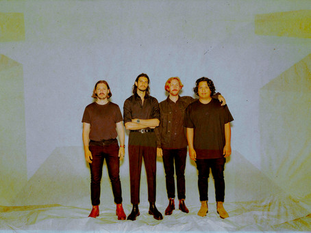 You Won't Be Able To Look Away From Tiny Little Houses' New Single  'Car Crash'