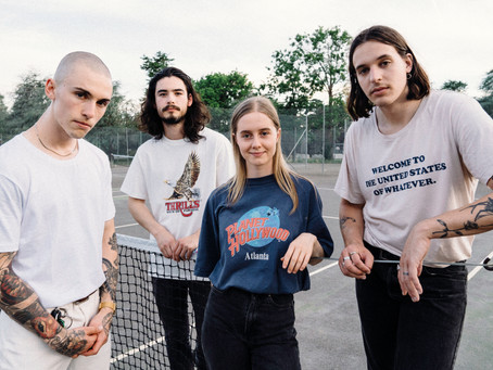 Sputnik Sweetheart Keep 'Rolling' With Video for Latest Single