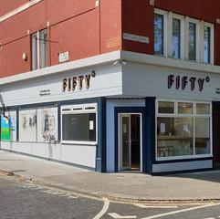 Richmond Barbers - Fifty