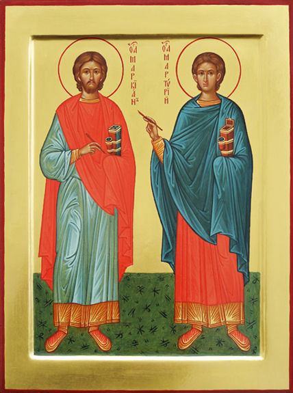 Martyrs Marcian and Martyrius.jpg