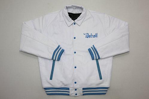 Varsity Leather Jacket