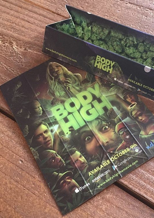 ROLLING TRAY FLYERS