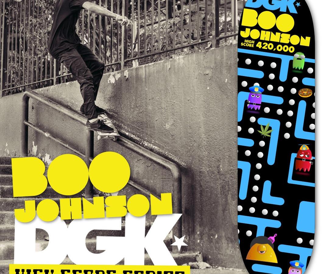 BOO JOHNSON