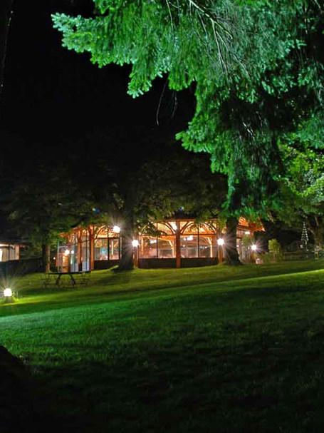 Salle de reception Château de Verbust