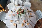 décoration mariage housse de chaise