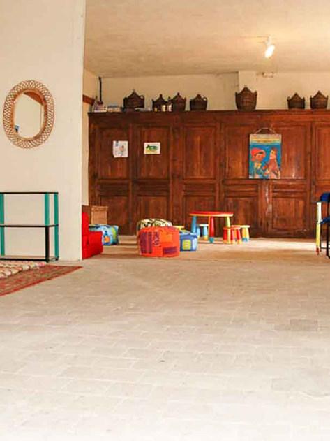 Salle de Jeux pour enfants