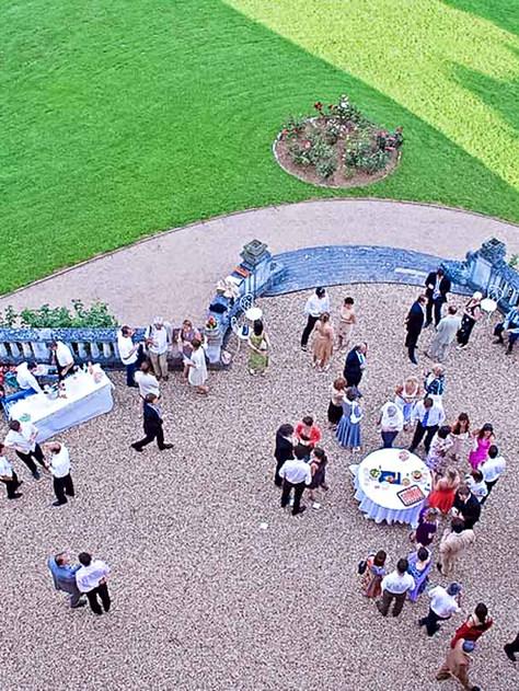 Cocktail Vin d 'honneur réception mariage