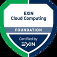 EXIN Cloud Computing Foundation #promentk #exin #digitaltransformationoffcer #cloudcomuting